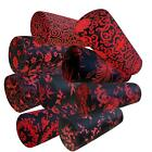 Bolster Cover*Chinese Rayon Brocade Neck Roll Long Tube Yoga Pillow Case*BL23