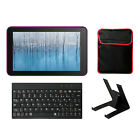 10.1  2-in-1 Laptop Tablet Kit & Keyboard Bundle Android Bluetooth Wifi US Ship