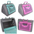 Pet Carrier Travel Kennel Cage Bed Crate Car Kennel for Cat Small Dogs Rabbit for sale  USA