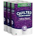 Quilted Northern Ultra Plush Bath Tissue 3-Ply White 30ct NE