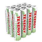 Tenergy AAA 800mAh Low Self Discharge Centura NiMH Rechargeable Battery AAA Lot
