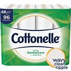 Cottonelle Toilet Paper, Bath Tissue, 48 Double Rolls Ultra