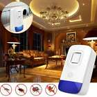 Ultrasonic Pest Repeller Control Fleas Spiders Ants Bed Bugs Rats Mice Rodents