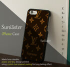 HOT NEW !!! iPhone X 8 7 6 6s plus 5 SpBrown Louis-Vuitton2K18 Case Cover Print
