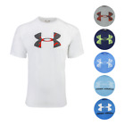 Внешний вид - Under Armour Men's Heatgear Graphic Big Logo T-Shirt