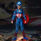 Deluxe Boys Marvel Captain America Muscle Kids Halloween Par