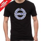 Triumph Motorcycles Sportbike 100% Cotton T-Shirt TRI-0015 $24.99 AUD on eBay