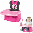Disney High Chair Booster Feeding Harness Seat Dishwasher Safe for Baby Toddler