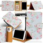 Leather Stand Flip Card Wallet Cover Mobile Phone Case For LG Various F Models