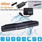 JEBAO Cross Flow CP-25 CP-40 CP-55 Wave Maker Pump for Aquarium Pond Fish Tank
