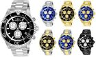 Invicta Grand Diver Men's 47mm Chronograph Swiss ETA G10 - Choice of Color image