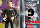 TNG Cadet Wesley Crusher MOC Playmates Star Trek Next Gener Wil Wheaton Big Bang on eBay