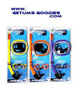Snorkel Combo Mask And Snorkel Snorkeling Set for Diving Swimming Youth/Adult