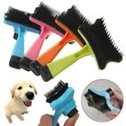 Pet Cat Dog Automatic Hair Removal Tool Puppy Kitten Hair Combing Cleaning Brush
