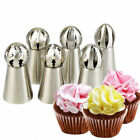 Russian Flower Cake Decor Icing Cream Piping Nozzles Pastry Tips Baking Tool
