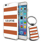Personalised Strong Case Cover & Personalised Keyring For Mobiles - B17