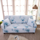 Polyester Spandex Slipcover Sofa Cover Protector for 1 2 3 4 seater LAUr Ginkgo