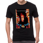 The Fifth Element Movie Poster Men's Black T-shirt NEW Sizes S-2XL