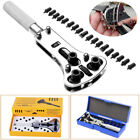 Large Watch Case Opener Tool Battery Cover Screw Removal Wrench &All Size Chucks image