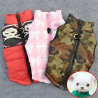 Dogs Cats Coat Pet Jacket Supplies Clothes Winter Apparel Clothing Puppy Costume