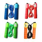 Внешний вид - Adult Children Kids Skipping Rope With Counter Jump Fitness Exercise Handle