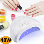 Внешний вид - Professional LED UV Nail Dryer Gel Polish Lamp Light Curing Manicure Machine 48W