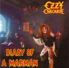 "Ozzy Ozbourne Diary of a Madman Poster Cover Art Silk Print 12x12"" 24x24"" 32x32"""