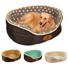 Dog Nesting Bed Pet Cat Kennel Comfy Cushion Mat Puppy Home Resting Sleeping Pad