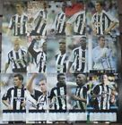 "Legends of Newcastle United FC 16x12"" Hand Signed Posters £2.50 Each with COA"