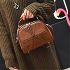Women Leather Shoulder Messenger Crossbody Bag Satchel Hobo Handbag Tote Purse