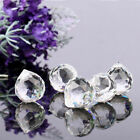 Clear Crystal Ball Prisms Drops Home Decor Chandelier Lamp Parts Pendant 20MM