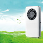 Portable Handheld USB Mini Air Conditioner Cooler Fan Rechargeable Battery 2W