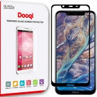 2X Dooqi Full Cover Tempered Glass Screen Protector For Nokia 7.1 Plus /Nokia X7