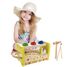 Wooden Hammering & Pounding Toys + 8 Notes Xylophone + Shape Color Recognition