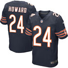 Jordan Howard #24 Chicago Bears Men's Nike Navy Home Game Jersey