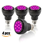 36W LED E27 Grow Light Lamp Bulbs for Indoor Garden Greenhouse Hydroponic Plant