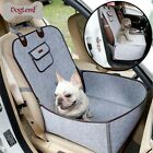 Pet Dog Front Seat Cover Protector for Cars 2 in 1 Carrier for Dogs Folding Cat