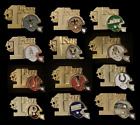 #1 Fan Lapel Pins ~ NFL ~ Pick a Pin ~ Add to Cart ~ Vintage 1987 by Travis Co. on eBay