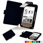 Forefront Cases Smart Leather Case Cover with LED Light for Tolino Page