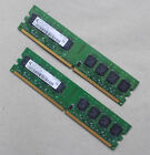 Speicher 1GB 2Gb 4Gb Kit DDR2 RAM PC2-6400U 800 Mhz PC Desktop