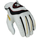 NEW Bridgestone Soft Grip Mens Leather Hybrid Golf Glove-Pick Size,Hand,Quantity