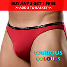 **The BEST Deal**Doreanse 1395 Aire Micro Bikini Brief Low rise Mens Underwear