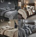 Faye Alessia Embroidery Luxury Duvet Cover Set / Curtains / Cushions /Bed Throws image