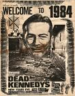 Welcome to 1984 by Annex Punk Dead Kennedys Concert Poster Framed Wall Art Print