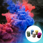 6 Color Smoke Cake Smoke Effect Show Round Bomb Stage Photography Aid Toy New US