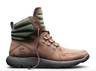TIMBERLAND FlyRoam Men's Limited Chocolate Brown Leather Boots A1LPY201 NEW
