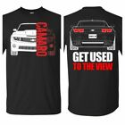 Camaro 5th Gen Double Sided T-Shirt image