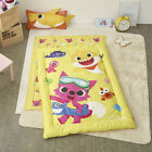 Pinkfong Baby shark Comforter + Pad + Pillow set bedding authentic made in Korea