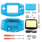 Replacement for Nintendo Gameboy Advance GBA Full Set Housing Shell Button Screw