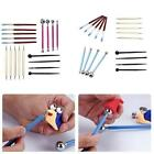 18pcs Clay Sculpting Pottery Carving Tool Set Ceramics Sculpey Carving Clay Tool image